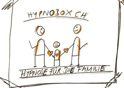Hypnose für die Familie zwischen Winterthur und Frauenfeld