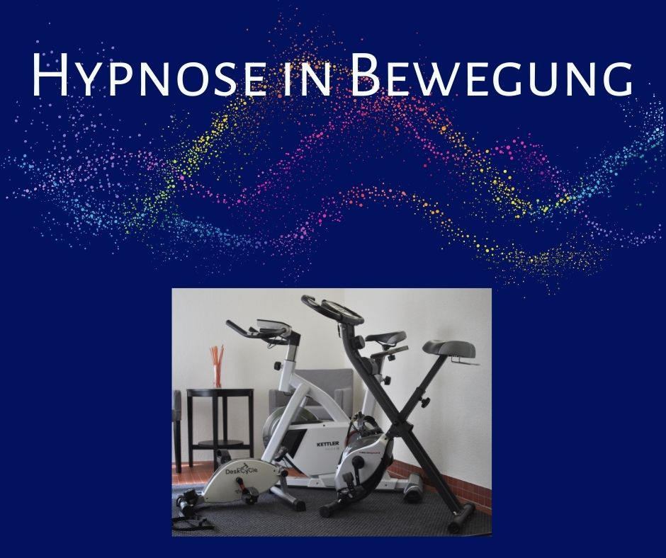Hypnose in Bewegung